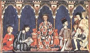 El Rey y sus siervos